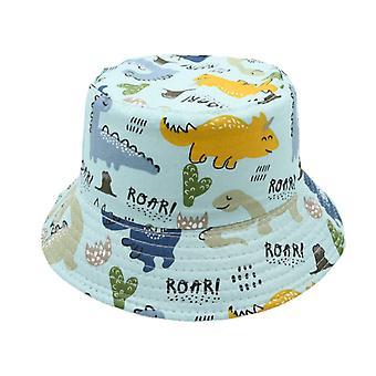 Summer baby hats children bucket hats baby boys girls summer sun protection sunscreen cap hat fisherman's hat beach cap gorra