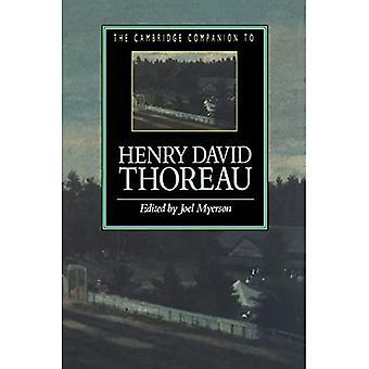 The Cambridge Companion to Henry David Thoreau (Cambridge Companions to Literature Series)