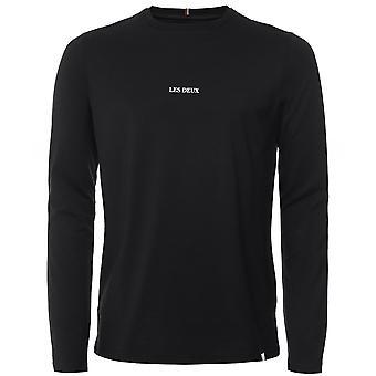 Les Deux Long Sleeve Lens T-Shirt