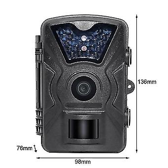 Ct008 infrared hunting camera scout wild camera 12mp night vision for animal camera traps 940nm