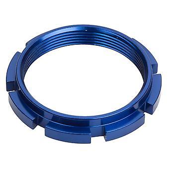 Box Edge Alloy Hub Lock Ring Blue