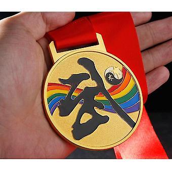 Kampsport Konkurrence Metal Medal Memorial Medal List Medalje| Legetøjssport