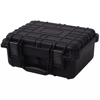 Beskyttelsesudstyr Box 35x29,5x15 cm Sort