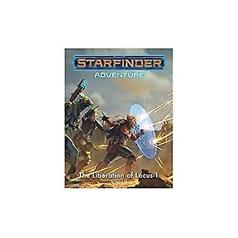 Starfinder Adventure The Liberation of Locus1 by Chris Sims