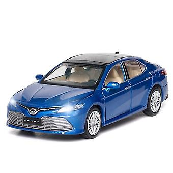 Toy cars 1:32 8th camry diecasts toy vehicles toy metal toy car model wheels high simulation sound