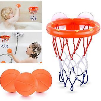 幼児のお風呂のおもちゃキッズシューティングバスケットバスタブウォータープレイセット