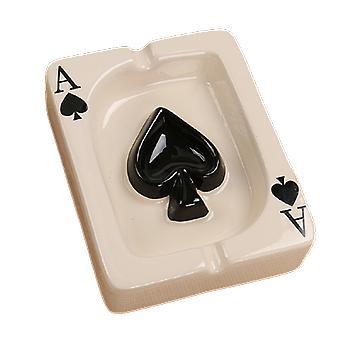 Cendrier de table Noir
