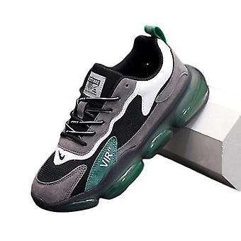 شبكة جديدة تنفس الهواء وسادة الرياضة جميع المباراة أحذية الرجال