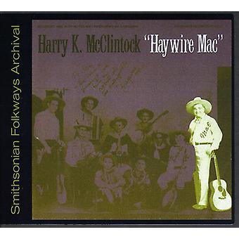 Drunter und drüber/McClintock - Haywire Mac [CD] USA import