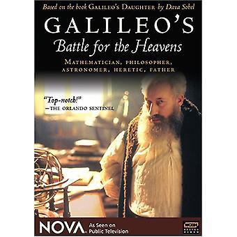 Nova - Nova: Galileo's Battle for the Heavens [DVD] USA import