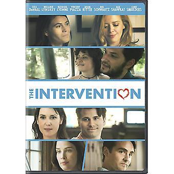 Importación de los E.e.u.u. intervención [DVD]