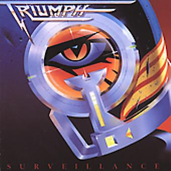 Triumph - Surveillance [CD] USA import