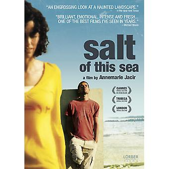 Salt of This Sea [DVD] USA import