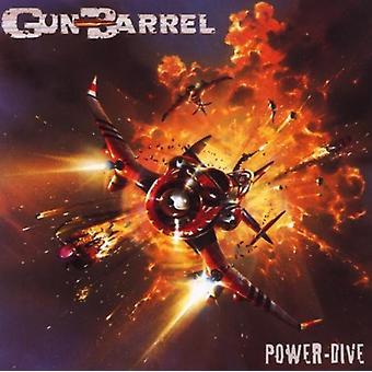 Gun Barrel - Power-Dive [CD] USA import