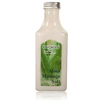 Royal Massage Natural Sea Salt Mineral Massage Scrubbing Salts 10.5oz Bottle - Aloe