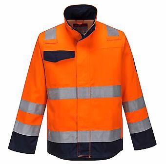 Portwest - Modaflame RIS Hi-Vis säkerhet Workwear jacka