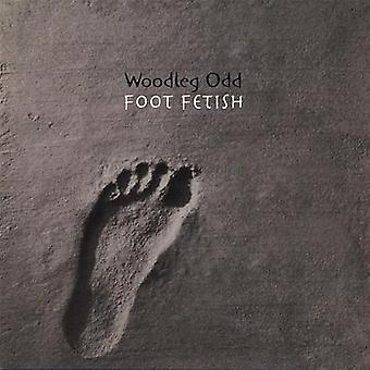 Woodleg Odd - Norja Wood [CD] USA tuonti