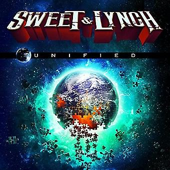 Sweet & Lynch - Unified [CD] USA import