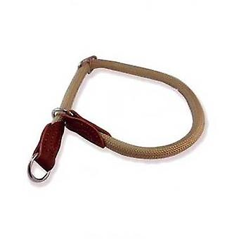 Axis-Biozoo Brown Nylon Collar for Dogs (Dogs , Collars, Leads and Harnesses , Collars)