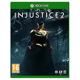 Injustice 2 (Xbox One) - New