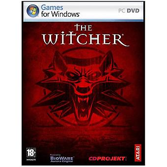 The Witcher (PC DVD)-in de fabriek verzegeld