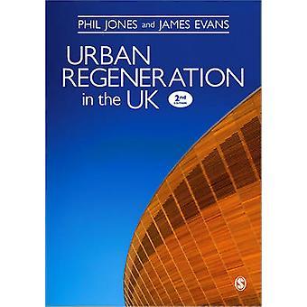 Urban Regeneration in the UK par Phil Jones