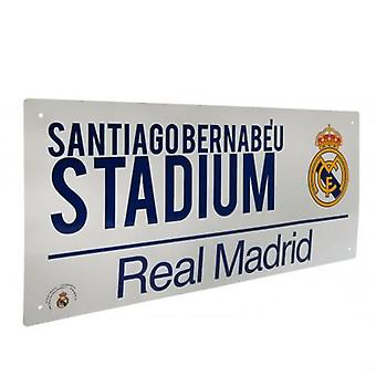Real Madrid Street Logg