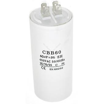 60UF universale Microfarad apparecchio condensatore di avviamento motore