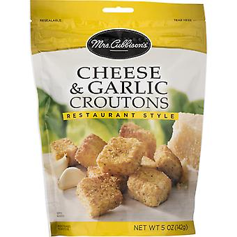 Mrs. Cubbison's Cheese and Garlic Croutons Restaurant Style