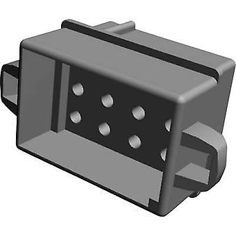 Caja de TE conectividad Pin - cable MATE-N-LOK número de espaciamiento de pernos 12 contacto: 5,08 mm 1-480278-0 1 PC
