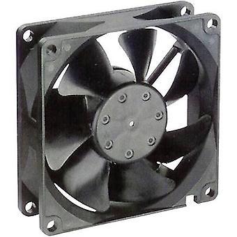 NMB Minebea 3110KL-04W-B50 Axial fan 12 V DC 66 m³/h (L x W x H) 80 x 80 x 25 mm