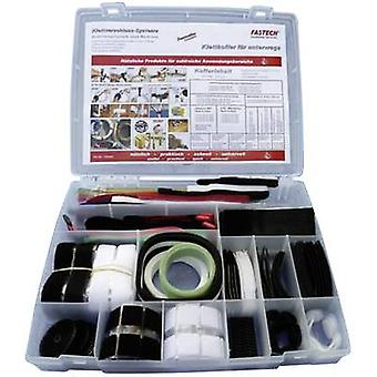 Hook-and-loop label set Fastech 576-Set 200 pc(s)
