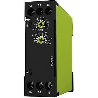 tele V2ZR10 24-240V AC/DC TDR Monofunctional 1 pc(s) Time range: 0.05 s - 100 h 1 change-over