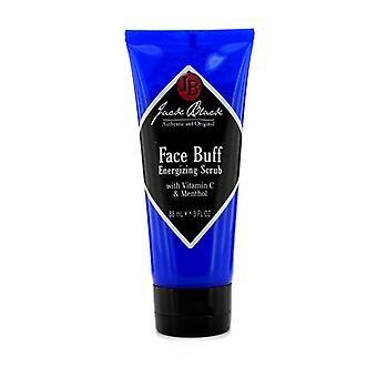 Jack Black Face Buff Energizing Scrub - 88ml/3oz