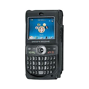 Caso de Cellsuit de luva de corpo para Samsung Blackjack I607 - preto