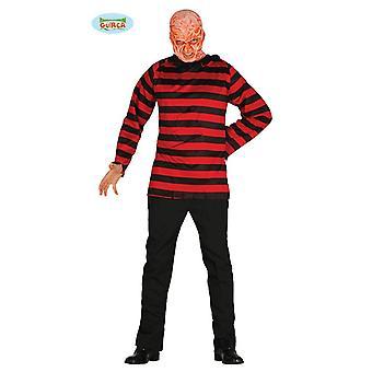 Killer horror costume mens Halloween horror killer