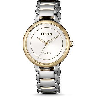 Гражданские женские часы EM0674-81A