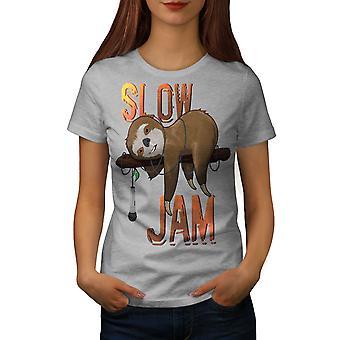 Música animal Jam GreyT-camisa de las mujeres | Wellcoda