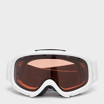 New Smith Kids Gambler Air Ski Goggles Snowsports Ski Equipment White