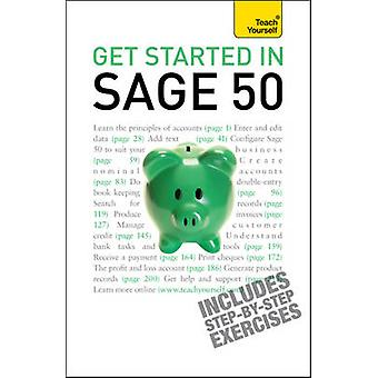 Get Started in Sage 50 - Teach Yourself by Mac Bride - 9781444100662 B