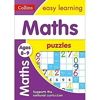 Matematica puzzle EVO 8-9 (Collins Easy Learning KS2)