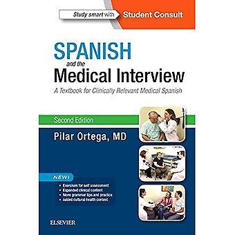 Spanisch und das ärztliche Gespräch: ein Lehrbuch für klinisch relevante Spanisch für Mediziner, 2e