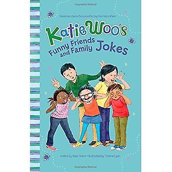 Katie Woo lustige Freunde und Familie Witze (Katie Woo Witz Bücher)