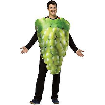 Fantasia Adulto de uvas verdes