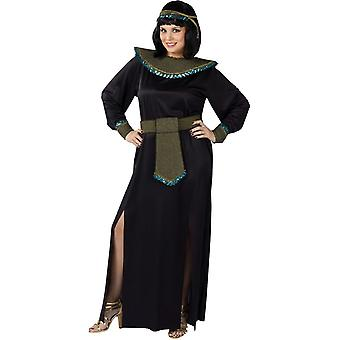 Dark Cleopatra Adult Costume