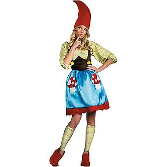 Lady Gnome Adult Costume