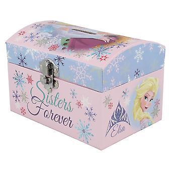 Disney Frozen Money Box Elsa and Anna