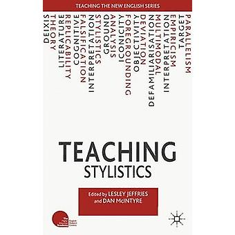 Teaching Stylistics by Jeffries & Lesley