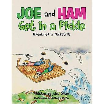 Joe och skinka får i en ättikslag äventyr i Marketville av Oliver & Jules