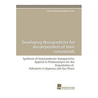 Entwicklung von Nanopartikeln für Abbau von toxischen Verbindungen von Menendez Flores & Victor Manuel